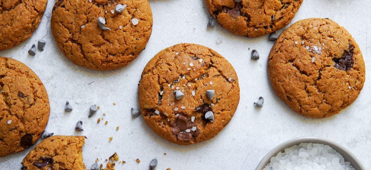 Cookies zucca e cioccolato